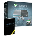 Limited Edition Halo 5 Guardians Xbox One 1TB Console With Collector's Edition Strategy Guide
