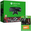 Xbox One 500GB Console With Gears of War Ultimate Edition Download & NOW TV 3 Month Entertainment Pass