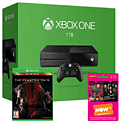 Xbox One 1TB Console With Metal Gear Solid V: The Phantom Pain & NOW TV 3 Month Entertainment Pass