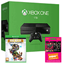 Xbox One 1TB Console With RARE Replay & NOW TV 3 Month Entertainment Pass