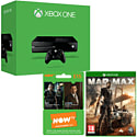 Xbox One Console with Mad Max and NOW TV 3 Month Entertainment Pass