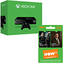 Xbox One 500GB Console with NOW TV 3 Month Entertainment Pass