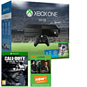 Xbox One 500GB Console With FIFA 16 Download, NOW TV 3 Month Entertainment Pass & Call of Duty Ghosts