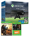 Xbox One 500GB Console With FIFA 16 Download, NOW TV 3 Month Entertainment Pass & Titanfall