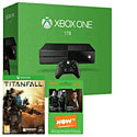Xbox One 1TB Console with Titanfall & NOW TV 3 Month Entertainment Pass
