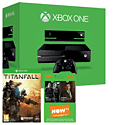 Xbox One 500GB Console With Kinect, Titanfall & NOW TV 3 Month Entertainment Pass