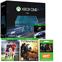 Limited Edition Forza Motorsport 6 1TB Xbox One Console With FIFA 16, Titanfall & 3 Month NOW TV Entertainment Pass
