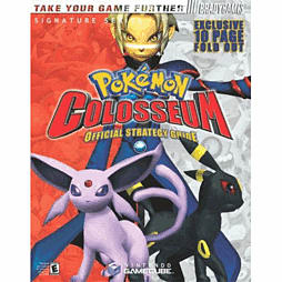 Pokemon Colosseum Strategy Guide Strategy Guides and Books