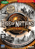 Rise of Nations: Throne and Patriots (Expansion Pack) PC Games and Downloads