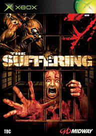 The Suffering Xbox Cover Art