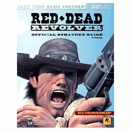 Red Dead Revolver Strategy Guide Strategy Guides and Books