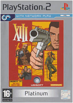 XIII Platinum PlayStation 2