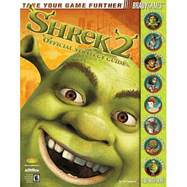 Shrek 2 Official Strategy Guide - BradyGames Strategy Guides and Books