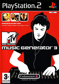 MTV Music Generator 3 Cool Stuff