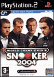 World Championship Snooker 2004 PlayStation 2