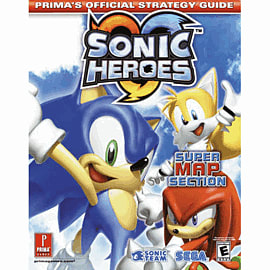 Sonic Heroes - Prima's Official Strategy Guide Strategy Guides and Books