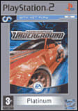Need for Speed Underground Platinum PlayStation 2