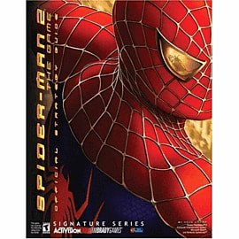Spider-Man 2 Strategy Guide Strategy Guides and Books