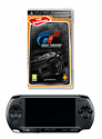 PSP E1000 (Black) with Gran Turismo (PSP Essentials)