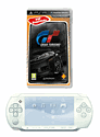 PSP E1000 (White) with Gran Turismo (PSP Essentials)
