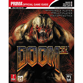 Doom 3 PC Strategy Guide Strategy Guides and Books