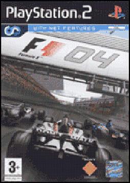 F1 04 PlayStation 2