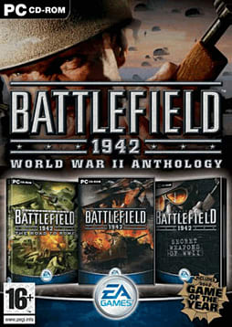 Battlefield 1942: WW2 Anthology PC Games and Downloads Cover Art