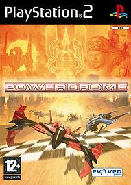 Powerdrome PlayStation 2