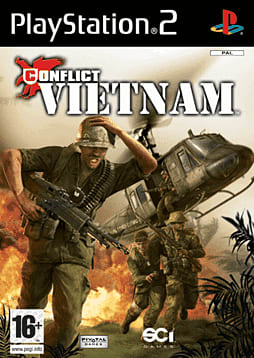 Conflict: Vietnam PlayStation 2