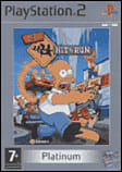 The Simpsons: Hit & Run - Platinum PlayStation 2