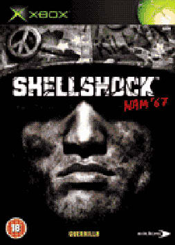 Shellshock: 'Nam '67 Xbox Cover Art