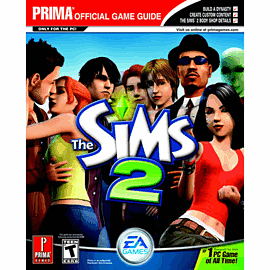 The Sims 2 Game Guide Strategy Guides and Books