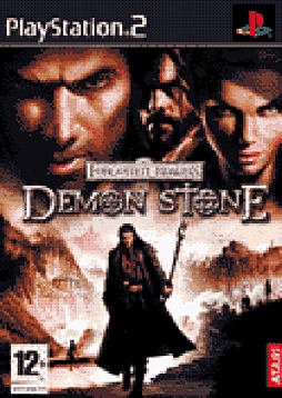 Forgotten Realms: Demon Stone PlayStation 2
