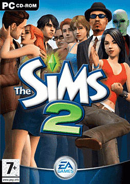 The Sims 2 PC Games and Downloads Cover Art