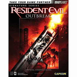 Resident Evil Outbreak Strategy Guide Strategy Guides and Books