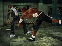 Def Jam: Fight For New York screen shot 8