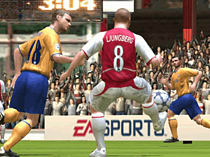 FIFA Football 2005 screen shot 4