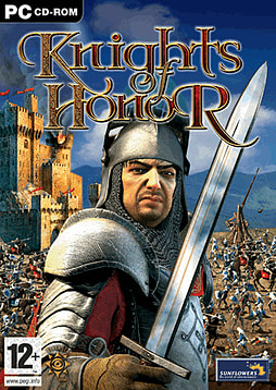 Knights of Honor PC Games and Downloads Cover Art