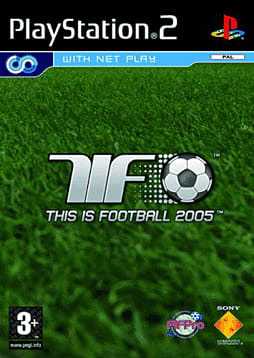 This is Football 2005 PlayStation 2