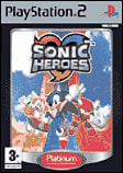 Sonic Heroes Platinum PlayStation 2