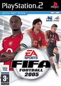 FIFA Football 2005 PlayStation 2