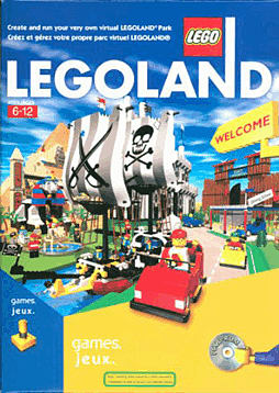 LEGO Land PC Games and Downloads Cover Art