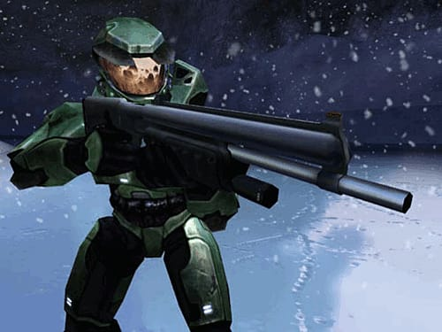 Halo games for Xbox 360 at GAME