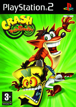 Crash TwinSanity PlayStation 2
