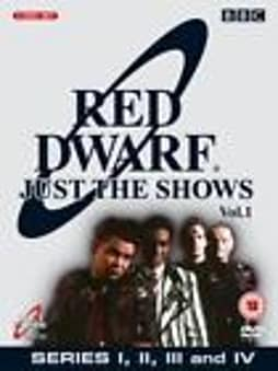 Red Dwarf Just The Shows Vol. 1 DVD