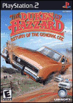 Dukes of Hazzard: Return of the General Lee PlayStation 2