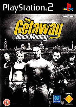 The Getaway: Black Monday PlayStation 2