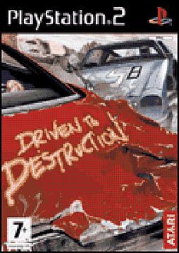 Driven to Destruction PlayStation 2