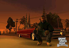 Grand Theft Auto: San Andreas screen shot 8
