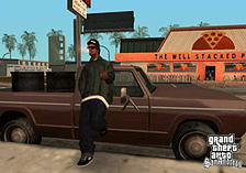 Grand Theft Auto: San Andreas screen shot 9